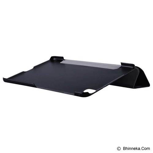 BASEUS Grace Leather Case Simplism series For Samsung Galaxy Tab Pro 8.4 [LTSATAB84-SM01] - Black - Casing Tablet / Case